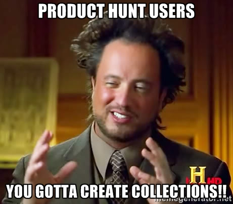 product hunt meme